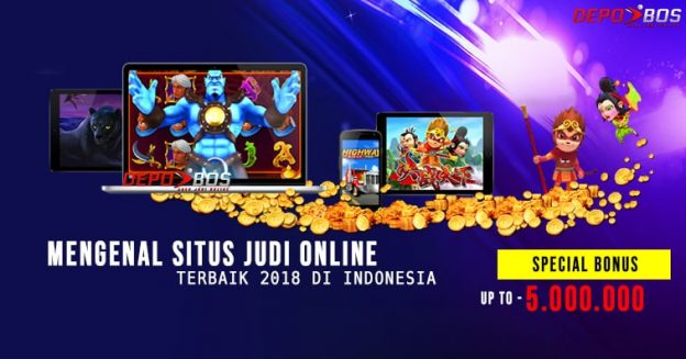 Situs Online Judi Slot Terbaik 2018 Di Indonesia