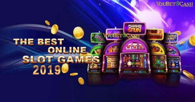 Situs Judi Slot Terbaru 2019